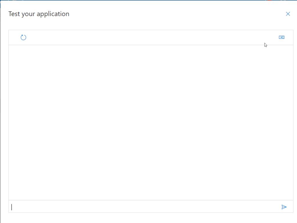Speech Studio - Test Application Window